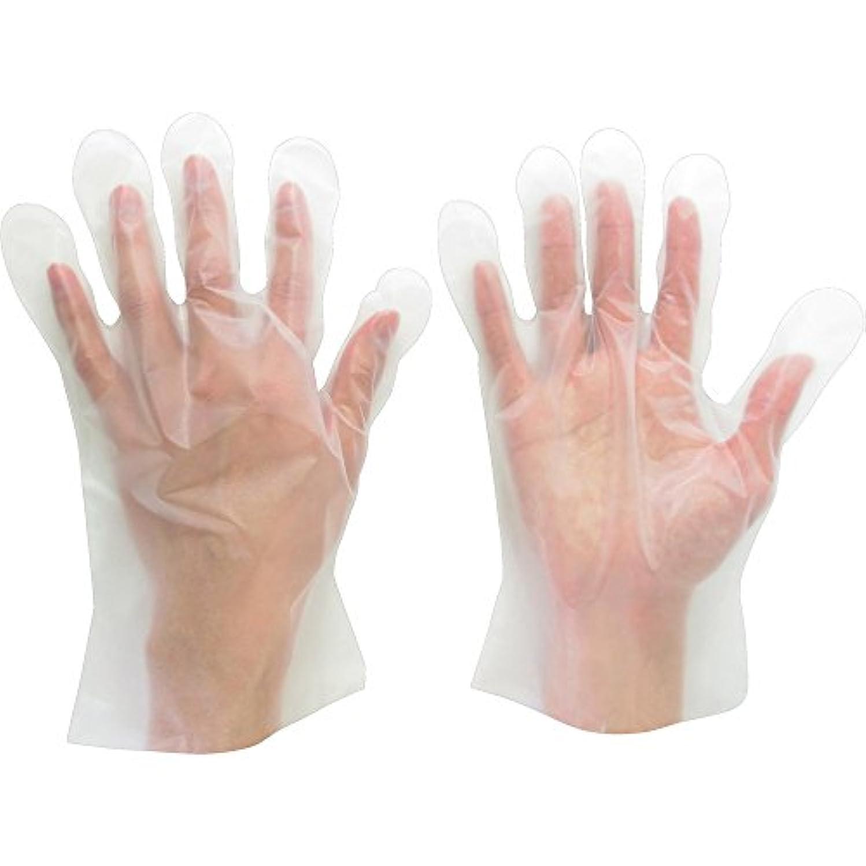 共和国哲学博士ニコチンミドリ安全 ポリエチレンディスポ手袋 ベルテ573 100枚 袋入 L VERTE-573-L ポリエチレン使い捨て手袋
