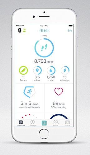 「Alta HR」 心拍計+ リストバンド フィットネス Fitbit ウェアラブル端末 Sサイズ (送料無料) Fucshia FB408SPMS−CJK