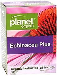Planet Organic Echinacea Plus Herbal Tea 25 Teabags
