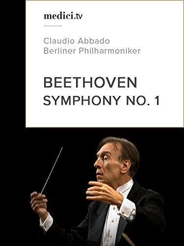 Beethoven, Symphony No. 1 - Claudio Abbado - Berliner Philharmoniker