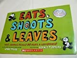 Eats Shoots & Leaves: Why Commas Really Do Make a Difference!