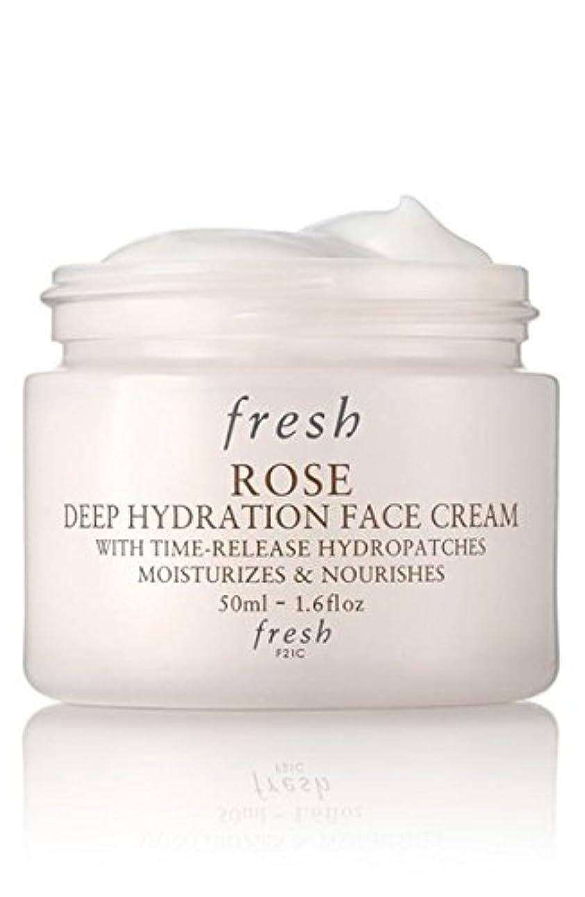 リレー体系的に公式Fresh ROSE Face Cream (フレッシュ ローズ フェイス クリーム) 1.6 oz (50ml) by Fresh for Women