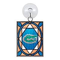 NCAA Florida Gators Stained Glass Ornament [並行輸入品]