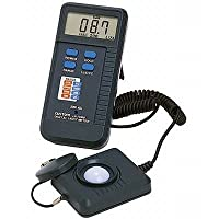 custom(カスタム) ★【表示値固定機能付】 LX-1330D ノギス・計測器 照度計 yz1-24658-ah [簡易パッケージ品]