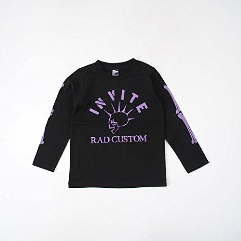 ラッドカスタム(RAD CUSTOM) 【カタログ掲載】天竺スカルプリントTシャツ