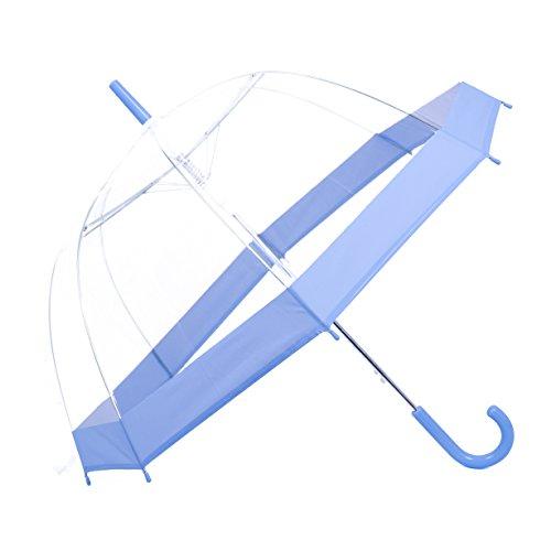 [해외](레인 중괄호) Rainbrace 투명 우산 여성 돔형 비닐 우산 자동 오픈 우산 Bubble Umbrella 버블 우산 길이 우산 새장 점프 우산 8 개의 뼈/(Rain brace) Rainbrace Transparent umbrella Ladies dome type Automatic open umbrella Bubble Umbrella ...
