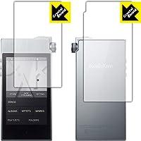 防気泡 フッ素防汚コート 光沢保護フィルム Crystal Shield Astell&Kern AK100II 両面セット 日本製