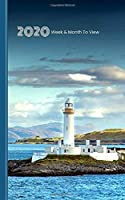 Scottish Lakes & Mountains: 2020 Planner Week Plus Month To View - Trackers - Goals - To Do List - Contacts - Passwords And More (Planners One Year 2020)