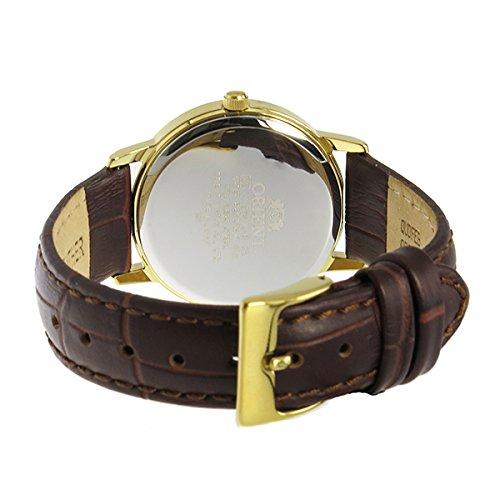『オリエント ORIENT クオーツ レディース 腕時計 SUNG6003W0 ホワイト[逆輸入品]』の2枚目の画像