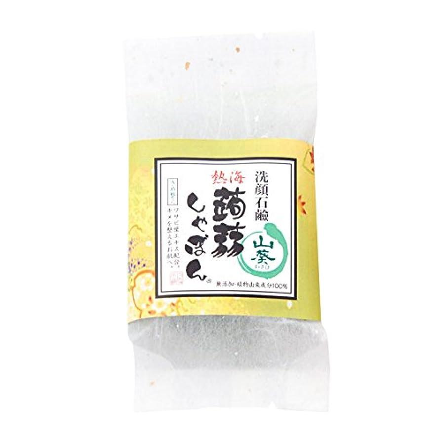 インシュレータ肉アジア熱海蒟蒻しゃぼん熱海 山葵(わさび)