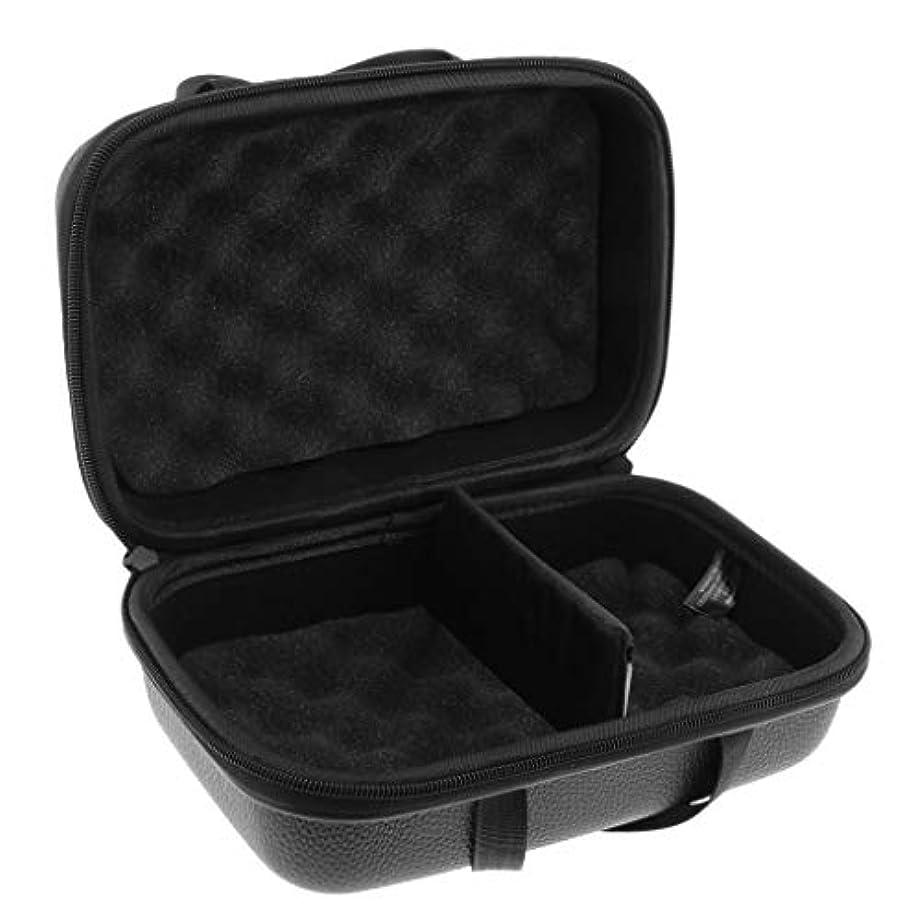 イサカこねる郊外FLAMEER 釣りリールポーチ 保護カバー PU&EVA 携帯用 ブラック 全3サイズ