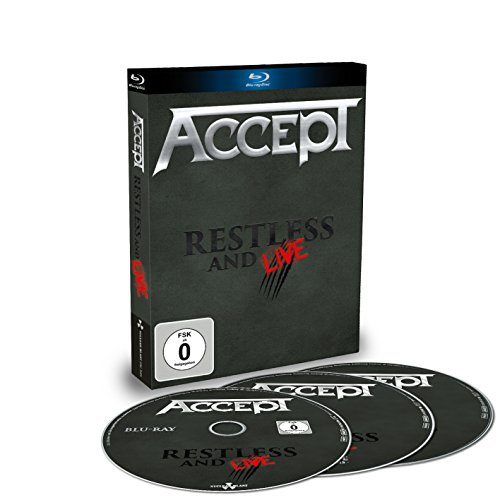 Restless & Live [Blu-ray] [Import]