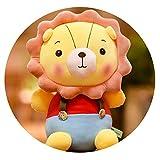 サンフラワーライオンかわいい子供用おもちゃぬいぐるみ人形女の子枕人形誕生日プレゼント人形,サンフラワーライオン,45cm