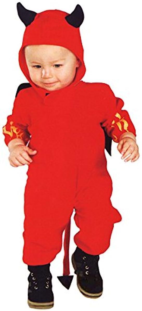 妊娠した発音する緊張する子供コスチューム デビルジャンプスーツ DEVILICIUS   3048