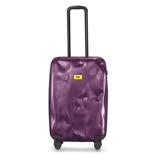 CRASH BAGGAGE(クラッシュバゲージ)5年保証付き 65L スーツケース トランク BRIGHT [ 4カラー ] 65L,PurpleElectric(23)