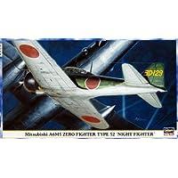1/48 三菱 A6M5 零式艦上戦闘機 52型 夜間戦闘機