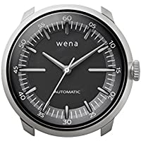 [wena project] Three Hands Mechanical Silver WH-TM01/S