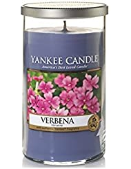 YankeeキャンドルMedium Pillar Candle – Verbena