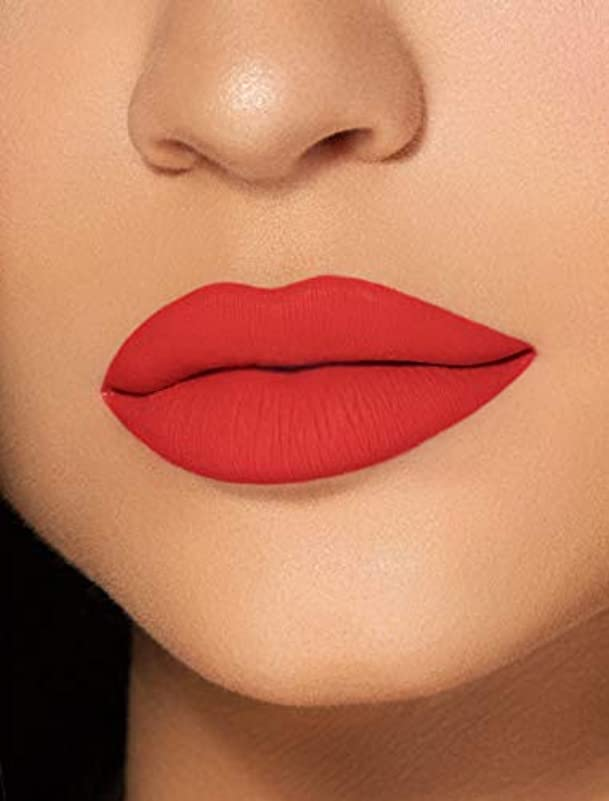 レプリカ故国突然KYLIE COSMETICS Matte Lip Kit (Boss)