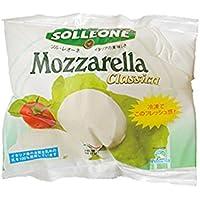 SOLLEONE ソルレオーネ Frozen Mozzarella Vacca 100g 冷凍モッツアレラ ヴァッカ 100g