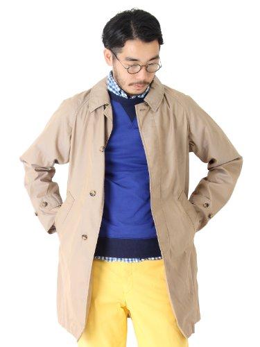 Raglan Coat 11-19-0171-803: Khaki