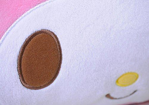 モリシタ サンリオ ダイカット枕 子供用 マイメロディ 28×39cm