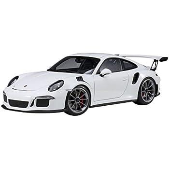 AUTOart 1/18 ポルシェ 911 (991) GT3 RS ホワイト 完成品