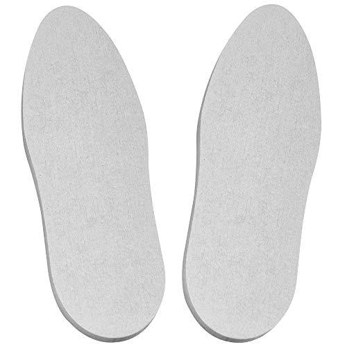 靴の消臭 珪藻土 インソール シューズドライプレート 靴 脱臭 吸湿 防菌 防カビ 靴乾燥用 Ninonly 汎用サイズ 男女兼用 1足分