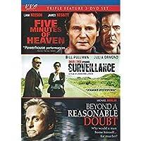 Five Minutes of Heaven/Surveillance/Beyond a Reasonable Doubt (Triple Feature) [並行輸入品]