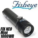 Fisheye FIX NEO Mini 1000WR FS ステルスブラック