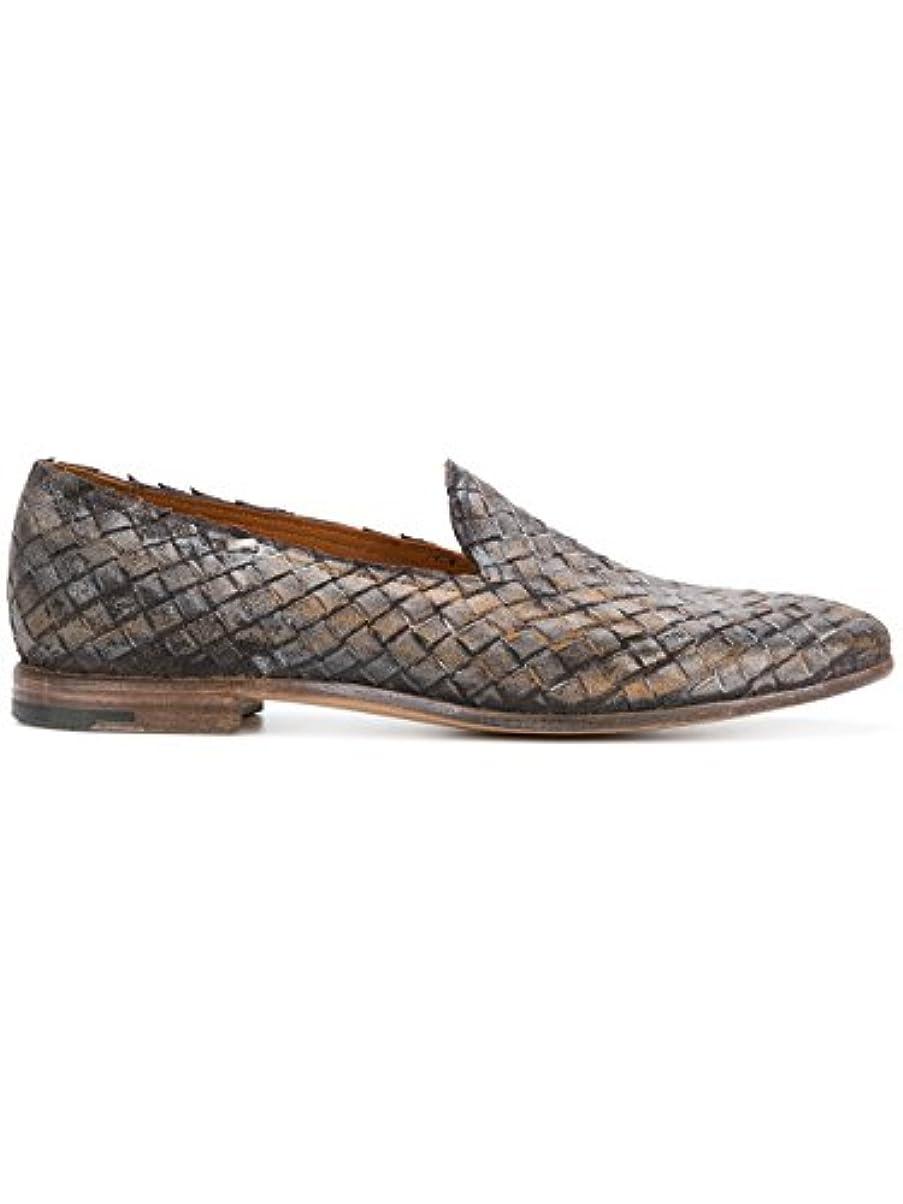 若者アマゾンジャングル困惑するPremiata メンズ 30807STAR ブラウン 革 布鞋
