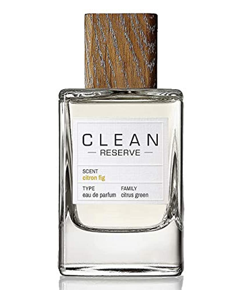 勘違いするマイコン不愉快CLEAN RESERVE(クリーン リザーブ) クリーン リザーブ シトロンフィグ オードパルファム 100mL