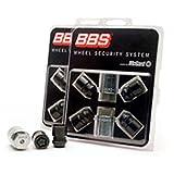 BBS 正規品 Lock Nut ロックナット M12 P1.5 PLNM15C