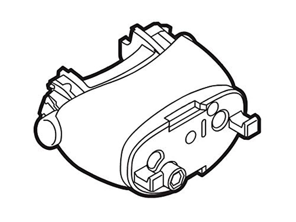 バス自明報いるPanasonic 角質クリアヘッド駆動部 ESED91W4067