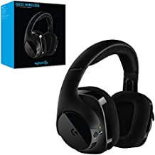 Logitech Wireless Gaming Headset G533