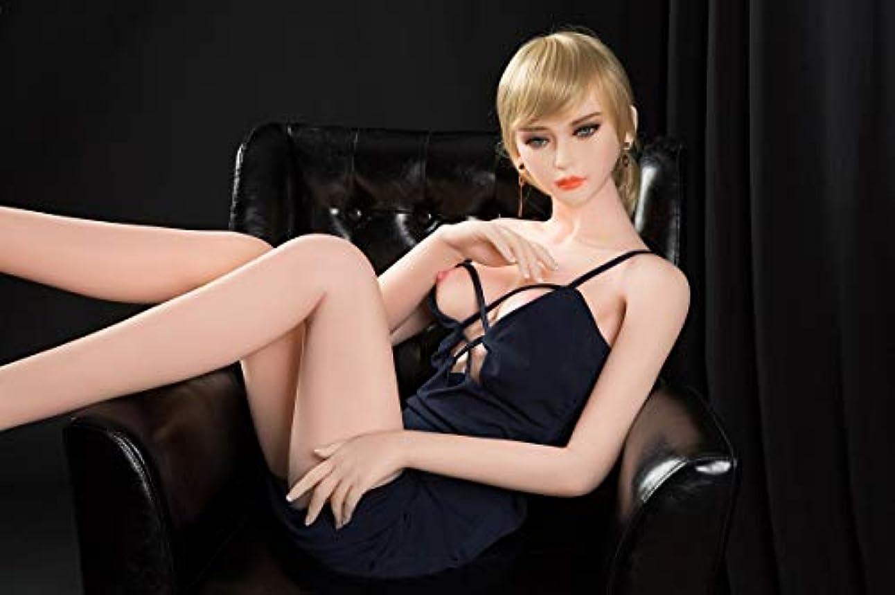 ヘロインキャップ放つCgynmo セクシーな金髪女性 - 成形 - シリコン - 3D Doll Man's Universal Massager