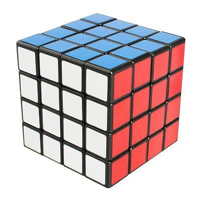 HAKATA スピードキューブ 4x4x4 ルービックキューブ競技用 立体パ...
