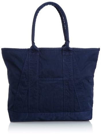 Konbu-N Tote Bag L 1332-699-4068: Navy