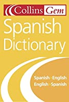 Collins Gem Spanish Dictionary, 5th Edition