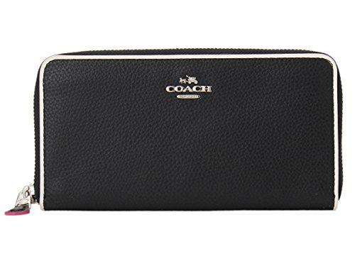 [コーチ] COACH 財布 (長財布) F12585 ブラ...
