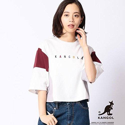 179/WG(179 WG) KANGOLコラボブロッキングTシャツ