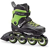 RollerbladeジュニアCyclone Skates &ヘッドバンドバンドル