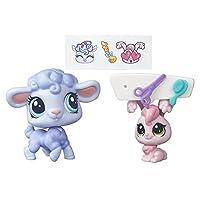 Littlest Pet Shop Livvy Lambton and Rosalina Lapina