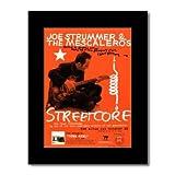JOE STRUMMER - Streetcore Mini Poster - 28.5x21cm