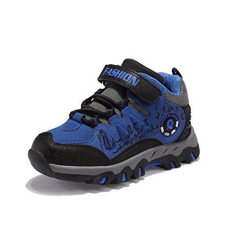 [해외]ANTETOKUPO 아이 등산 신발 주니어 트레킹 슈즈 防滑靴 남녀 겸용 20cm ~ 24.5cm [병행 수입품]/ANTETOKUPO Child climbing shoes Junior trekking shoes Anti shoes Unisex dual use 20cm ~ 24.5cm [Parallel import goods]