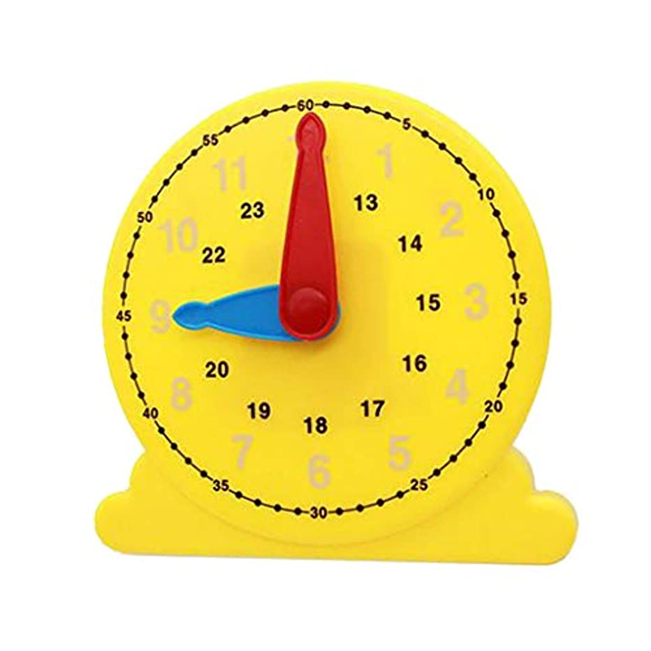 ソフィー事前絡み合いPerfeclan 時計のおもちゃのモデル時間分に適用キッズ教育就学前教育用具