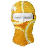 レモンの壁紙 冬用防風マスク/スポーツ用/自転車用/冬用/スキー用/登山用/釣り用/ランニング用/ゴルフ