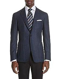 (カナーリ) CANALI メンズ アウター スーツ・ジャケット Classic Fit Herringbone Wool Sport Coat [並行輸入品]