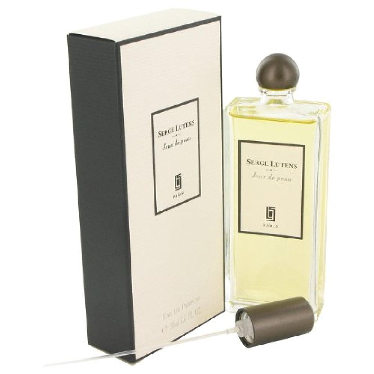 利益関与する温度計Jeux De Peau Eau De Parfum Spray (unisex) By Serge Lutens