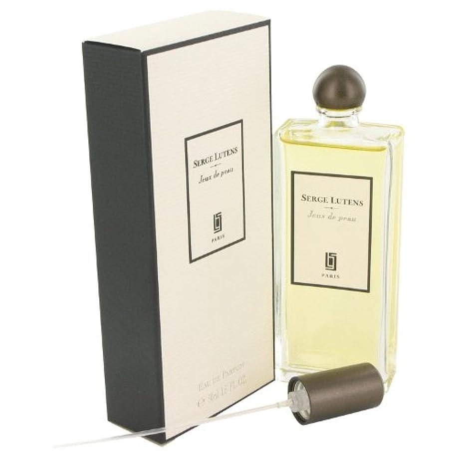 昆虫を見る従事する耕すJeux De Peau Eau De Parfum Spray (unisex) By Serge Lutens